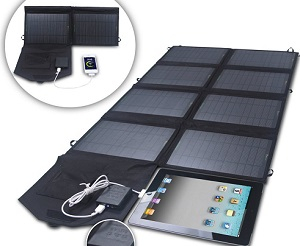 SunKingdom 52W Portable Solar Charger
