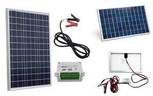 Small Solar Panel Kits