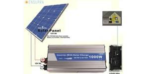 Ensupra 1000W Solar Generator with Battery