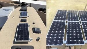 100W Portable Solar Panels