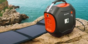 Jackery Explorer PowerPro Solar Generator