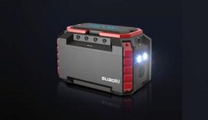 Suaoki Portable Solar Generator