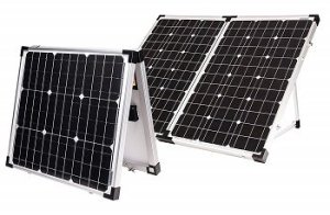 Go Power Valterra 120W Portable Solar Kit