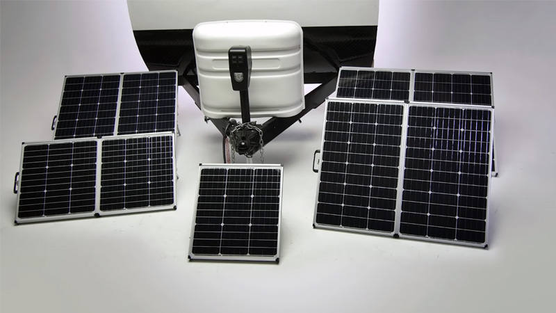 Zamp Solar Portable Solar Kit