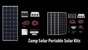 Zamp Solar Portable Solar Kit