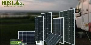 HQST Camping Solar Power Kits