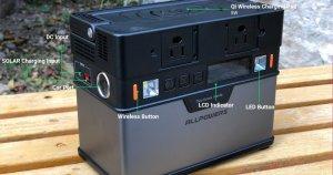 AllPowers Monster Solar Generator Review