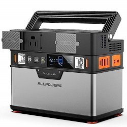 AllPowers Portable Solar Generator Review