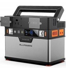 AllPowers Portable Solar Generator Review