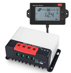 BOUGERV MPPT 40A SOLAR CHARGE CONTROLLER