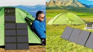 Suaoki Portable Solar Chargers
