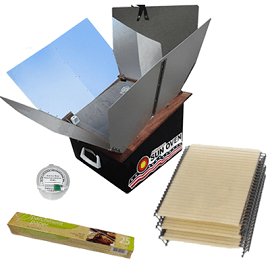 ALL-AMERICAN SUN OVEN CAMPING COOKER