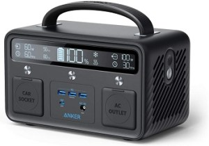 Anker Portable Power Station PowerHouse II 400