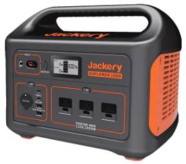 Jackery Explorer 1000 Solar Power Station