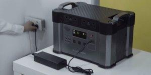 AllPowers 2000W Solar Generator - AllPowers Monster X