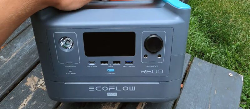 EcoFlow R600 Power Station