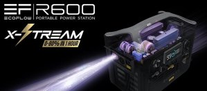 EcoFlow R600 Power Stations for Portable Power