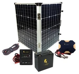 Lion Energy Beginner DIY Solar Power Kit