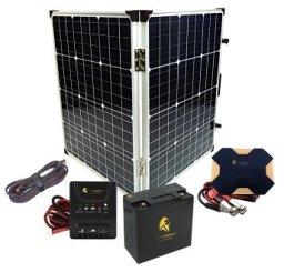 Lion Energy Beginner DIY Solar Power Kit