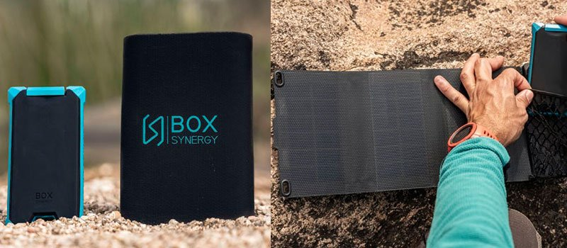 Frost Summits Series Solar Charger