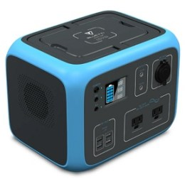 Maxoak Bluetti AC50S Portable Power Station for Outdoor Life