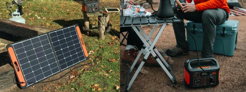Jackery Explorer 500 Solar Power Station