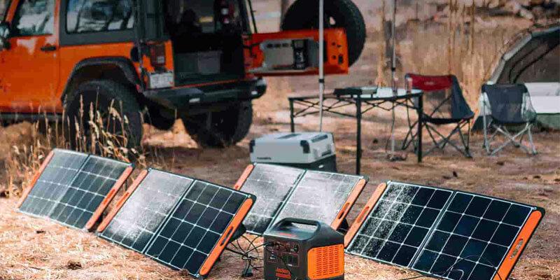 Explorer-1000-Solar-Generator