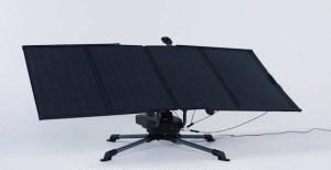 EcoFlow 400W Solar Panel with Solar Tracker