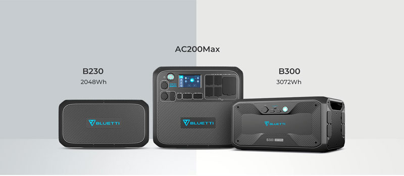 Bluetti-AC200-Max-Solar-Power-Station