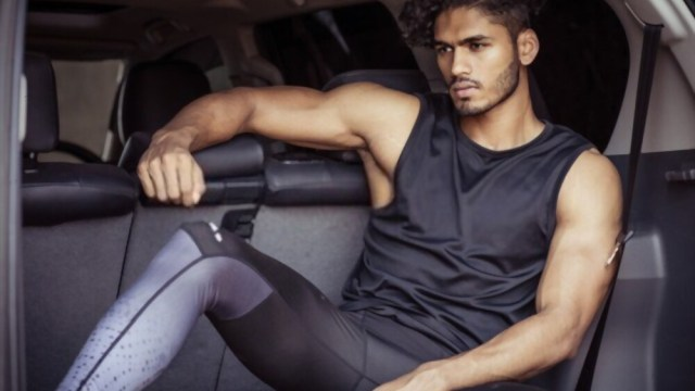 The mens athleisure