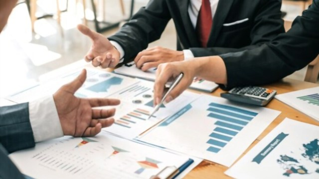Three types of financial analysis and are important