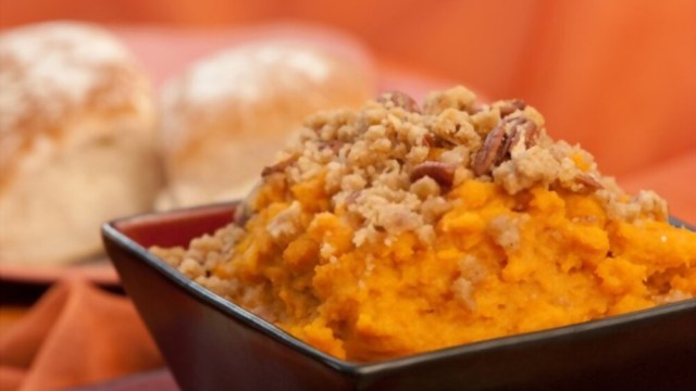 How to Make Delicious Soup With a Sweet Potato Souffle