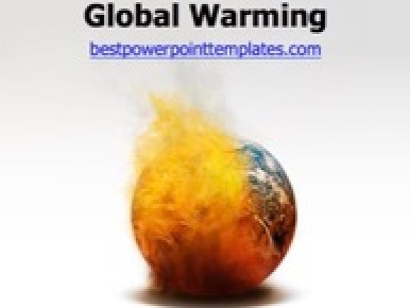Global warming powerpoint template free 1 toneelgroepblik Images