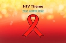 Powerpoint templates abstract powerpoint templates and backgrounds hiv aids toneelgroepblik Images