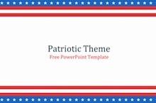 patriotic ppt templates
