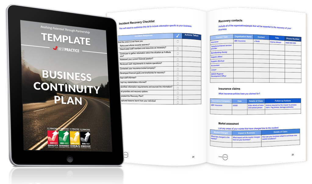 Free Guides - Business Continuity
