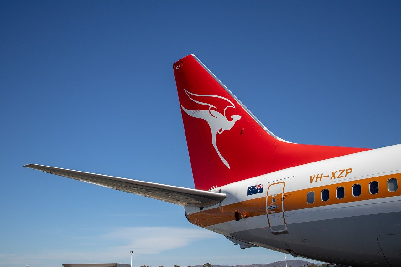 Qantas Loses $2 Billion as Pandemic Hits Bottom Line