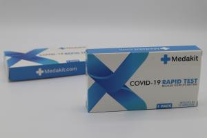 W.H.O Unveils Rapid 30-Minute COVID-19 Testing Kit