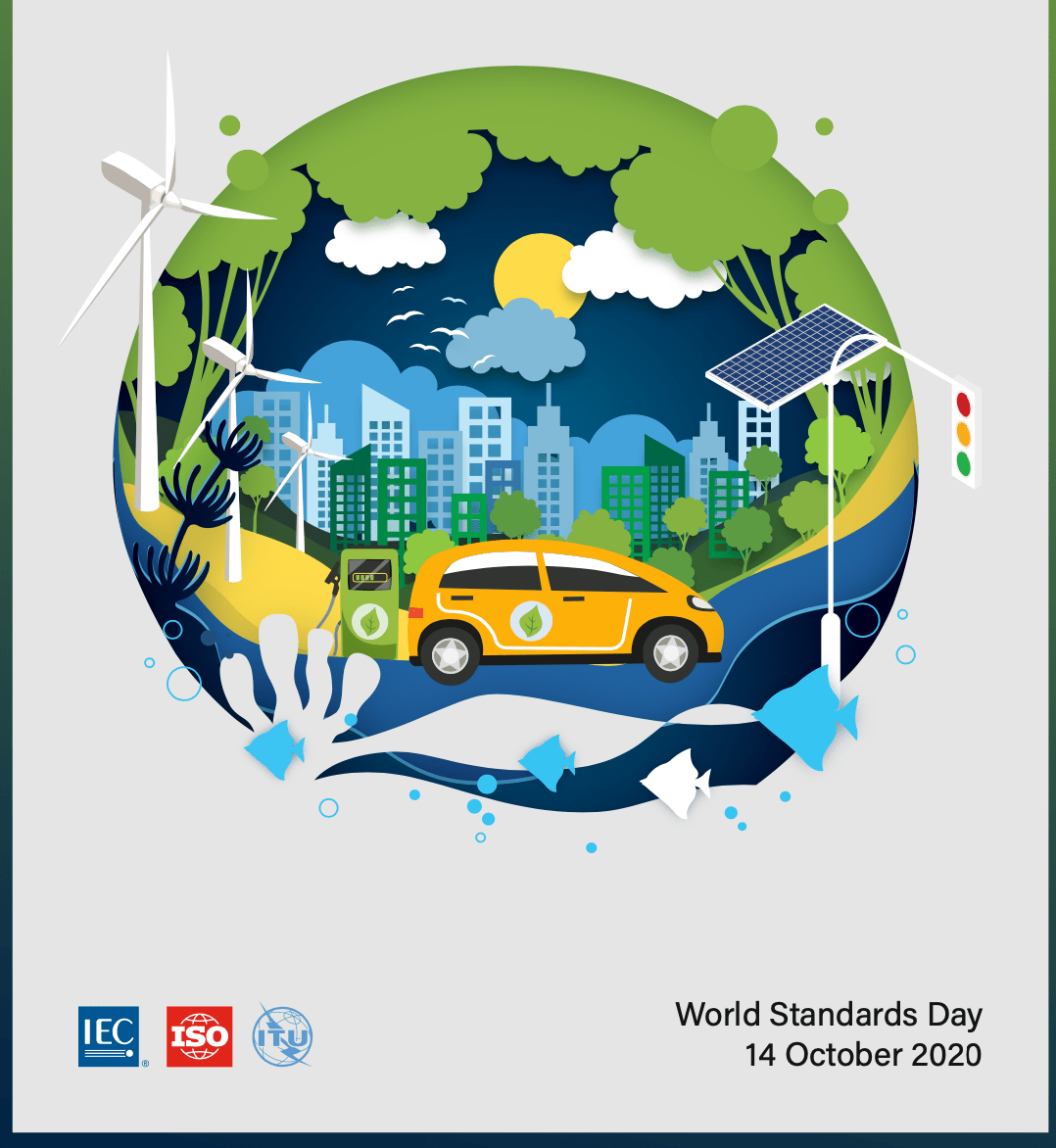 Protecting the World With Standards: Celebrating World Standards Day 2020