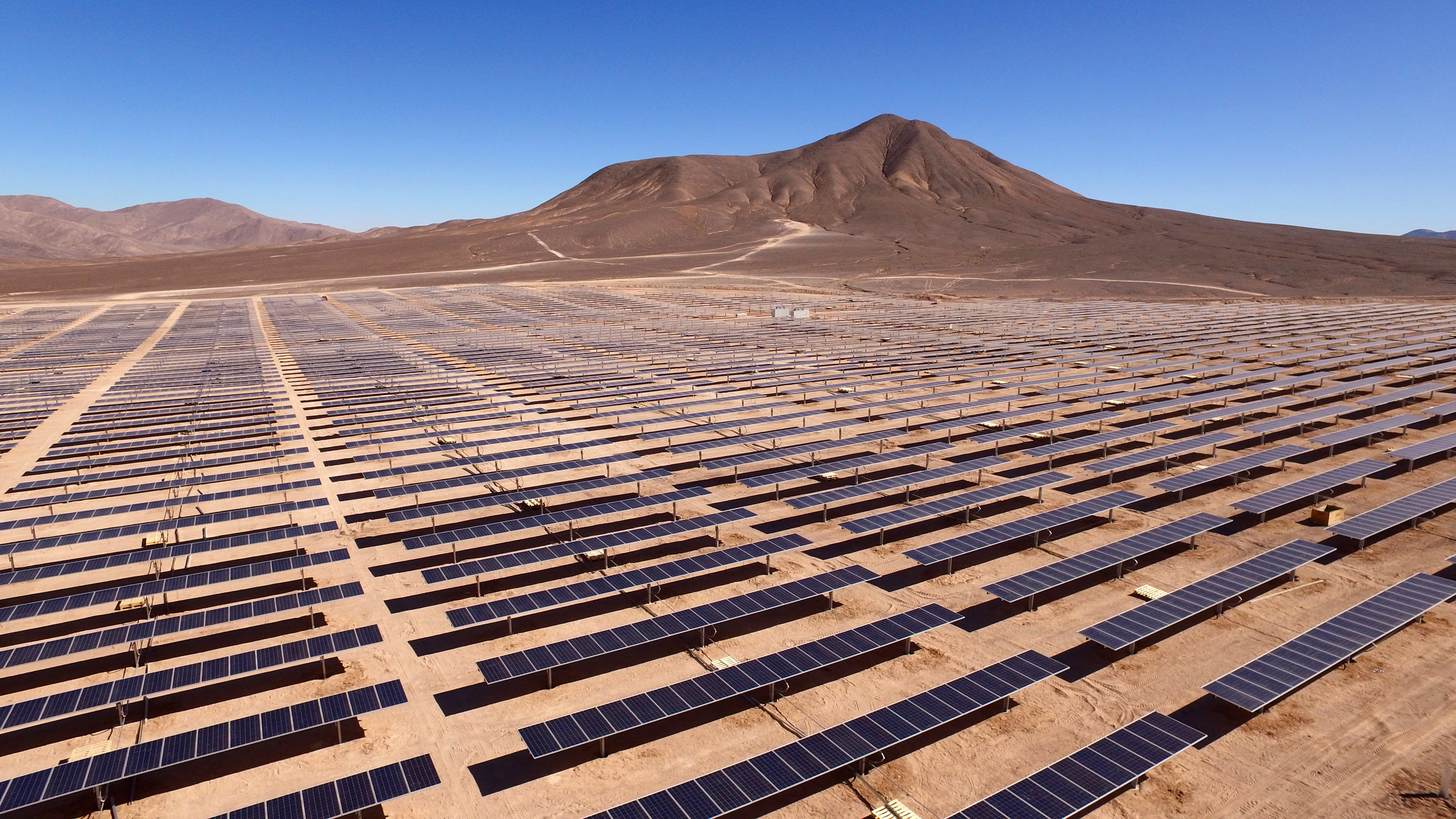 Cattle Station to House World's Largest Solar Farm