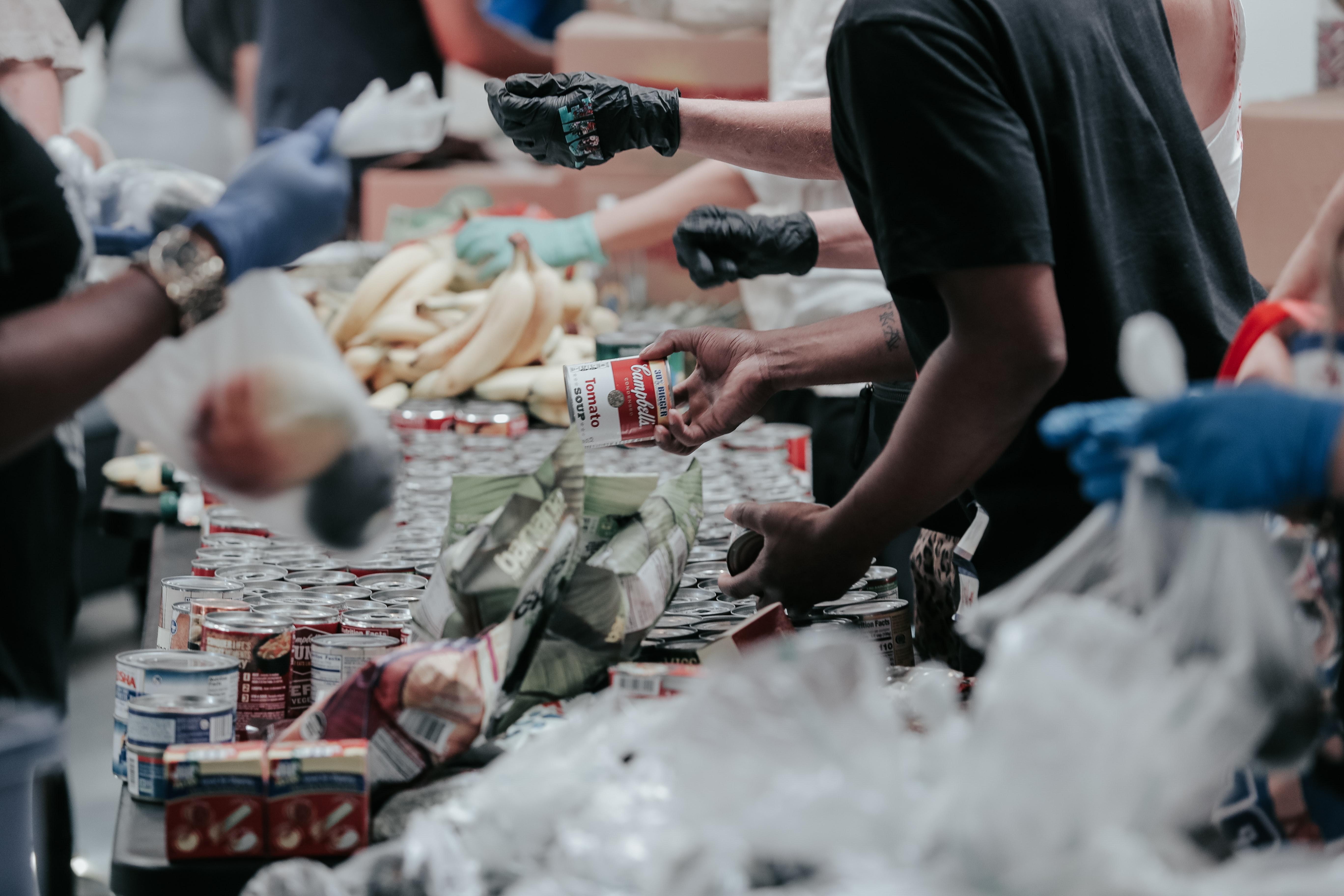 Food Banks Report 47% Increase of Vulnerable Australians