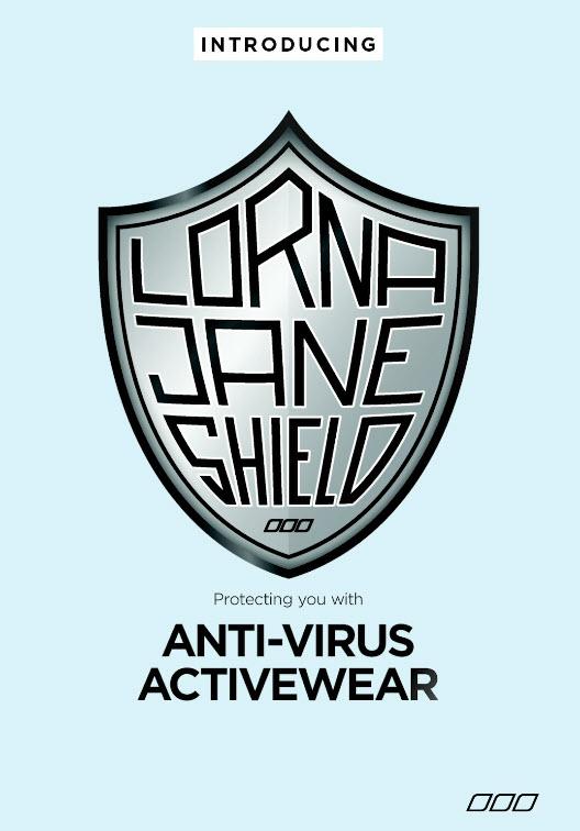 Lorna Jane Taken to Federal Court for Anti-Virus Activewear