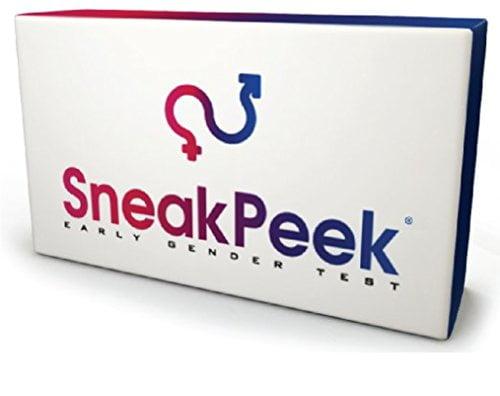 41yQD5IlVuL - SneakPeek - Early Gender Prediction DNA Test