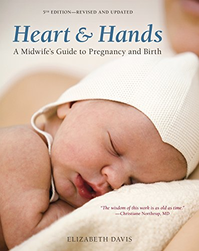 51BimOloXLL - Heart and Hands, Fifth Edition: A Midwife's Guide to Pregnancy and Birth