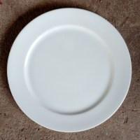 Flat-Dinner Plate 27 cm.
