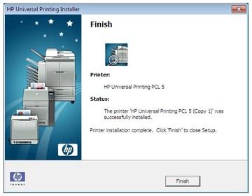 HP Universal Print Driver (UPD)