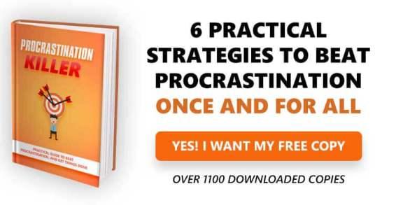 procrastination killer ; procrastination book pdf ; procrastination book ; stop procrastinating book