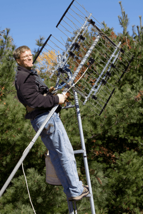 How to choose an outdoor digital television antenna