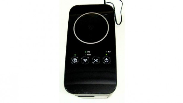 Brother P-Touch P750W - Controls