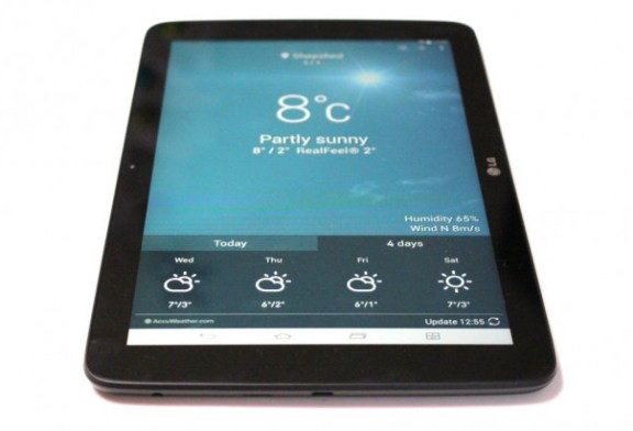 LG G Pad 10.1 Tablet  Review